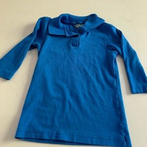 Hard Tail Girls 3/4 Sleeve polo shirt